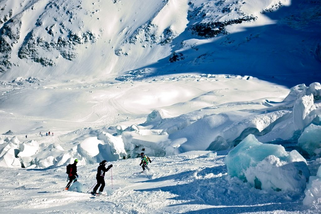 Activités sportives Alpinisme, ski hors piste