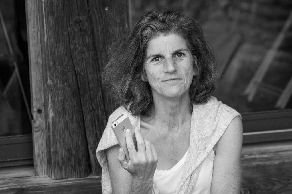 Irène Verlet fondatrice AlpsYourWay