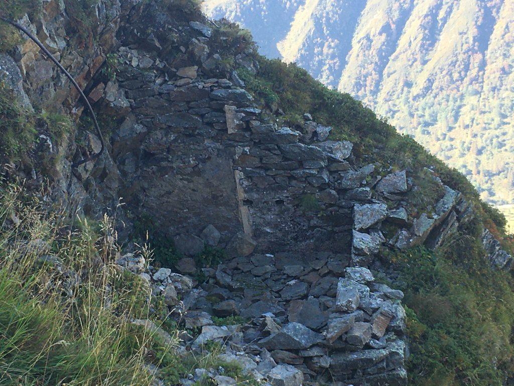 Ruines des bains des frère Nicolaï